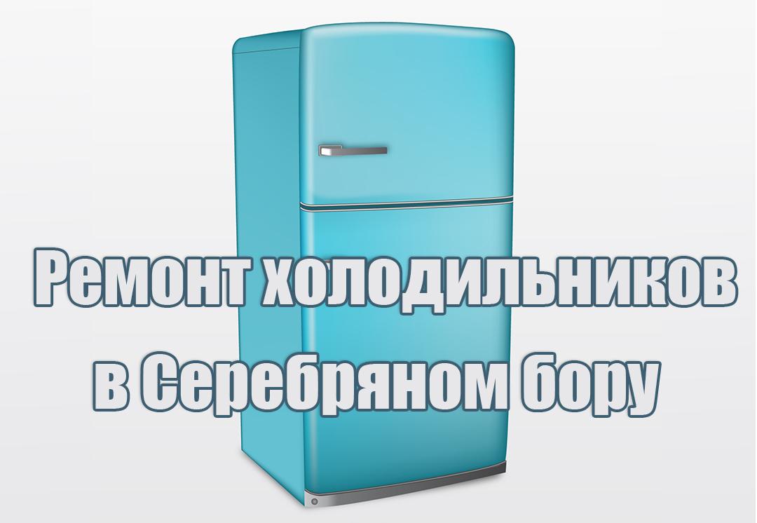 Ремонт холодильников в серебряном бору