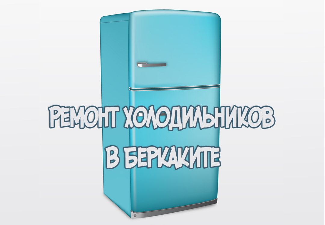 Ремонт холодильников в Беркаките